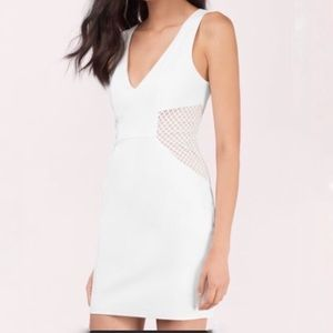 Tobi Jaclyn Mesh Bodycon Dress Size Med